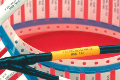 Cabletec – TMS-SCE Heat Shrink Markers